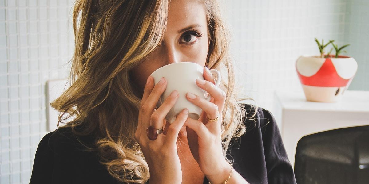 Wahrsagen mit Kaffeesatz